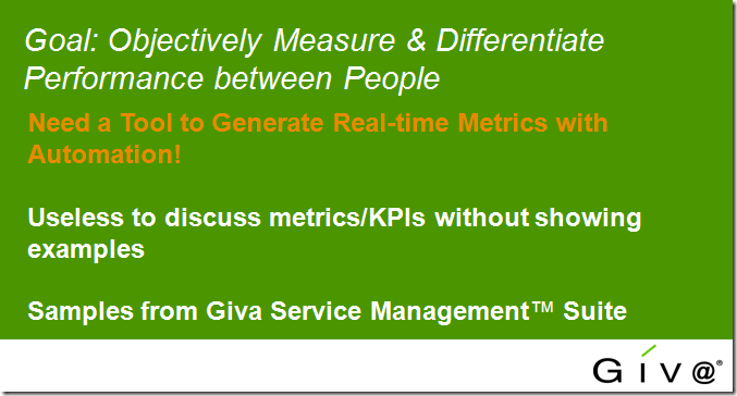 Getting The Right Metrics Kpis Via Reports Easily And Quickly Is 1 Challenge Of Almost All It Help Desk External Customer Service Organization