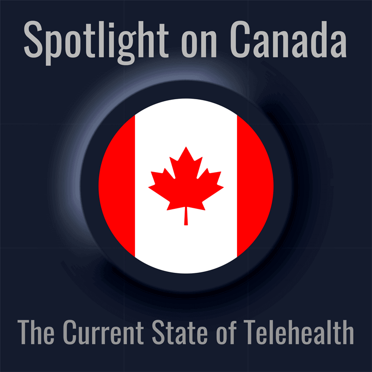 What is the State of Telehealth in Canada and Where Does it Lag