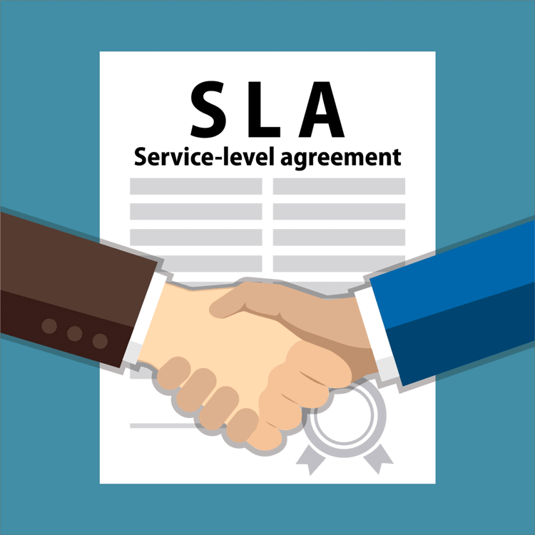 Securing a Service Level Agreement