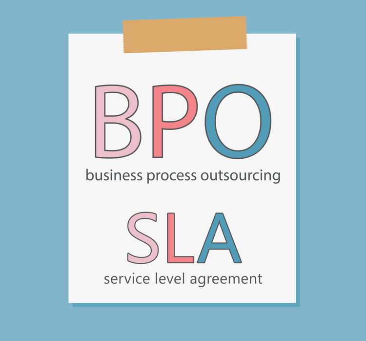 Business Process Outsourcing (BPO) Service Level Agreement (SLA)