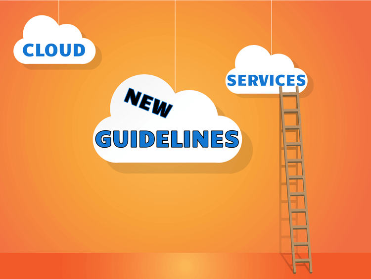 New Guidelines for Cloud Services and COVID-19 Telework