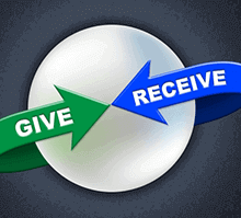 Give & Receive Community Service