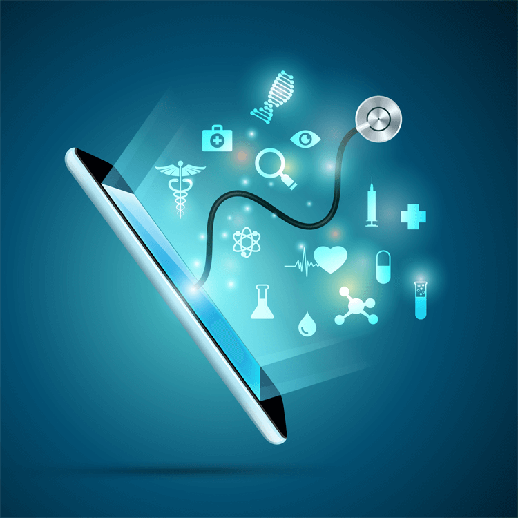 Healthcare & Hospital Mobile Technology Apps