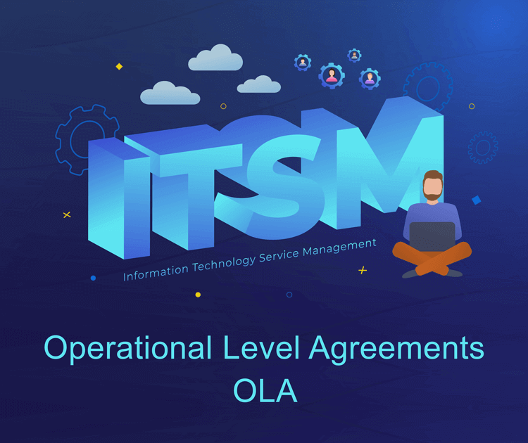 ITIL ITSM OLS vs. SLA