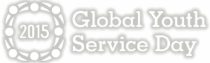2015 Global Youth Service Day
