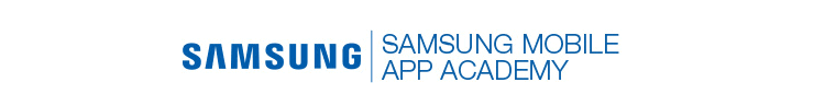 Samsung Mobile App Academy