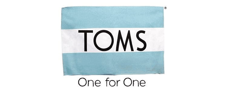 toms shoes marketing case study Toms shoes has grown from selling shoes  what was the marketing strategy toms used to  toms still stands as a great case study of how people can be.