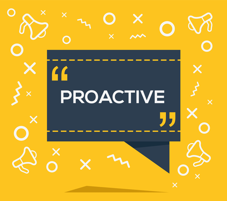 Proactive vs. Reactive It Help Desk