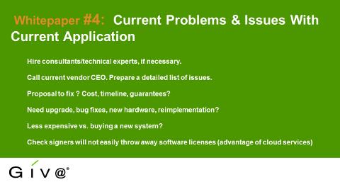Webinar Key Point #4