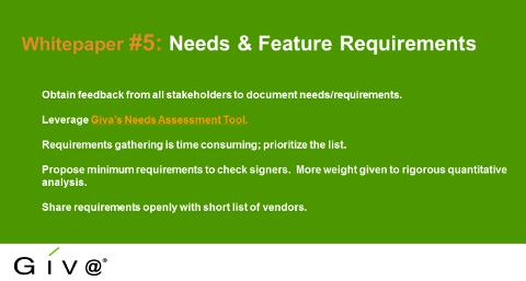 Webinar Key Point #5