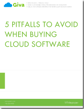5 Pitfalls to Avoid When Buying Cloud Software