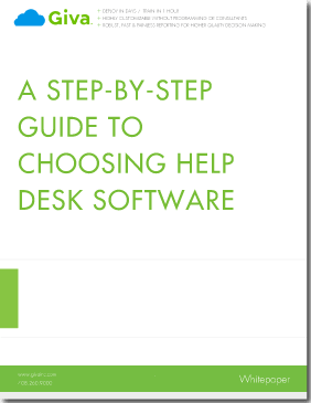 A Step-by-Step Guide to Choosing Help Desk Software