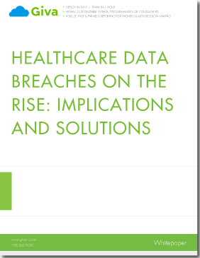 Healthcare Data Breaches on the Rise - Implications and Solutions