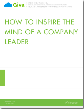 How to Inspire the Mind of a Company Leader
