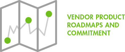 Tough Vendor Questions Vendor Product Roadmaps and Commitment