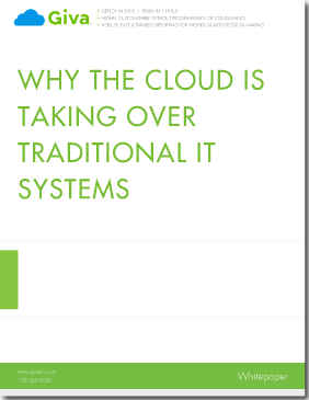 Why the Cloud is Taking Over Traditional IT Systems